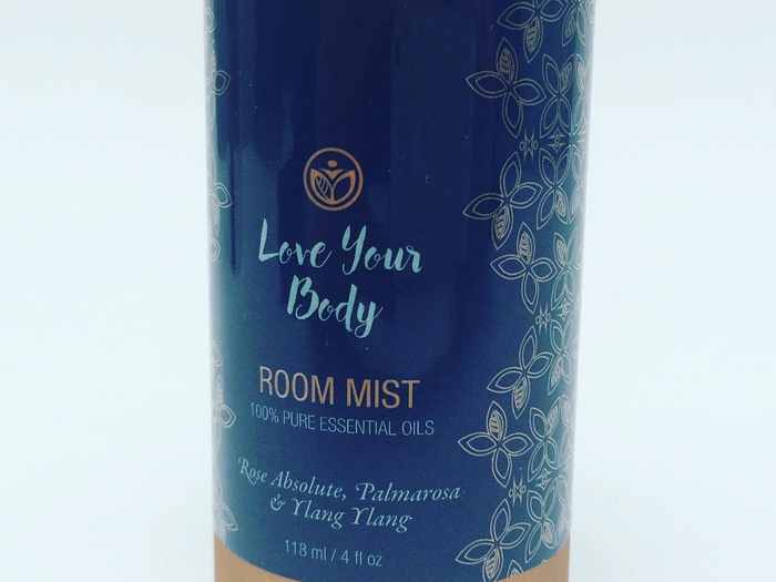 LifeSpa Room Mist