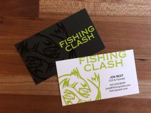 Fishing Clash Branding