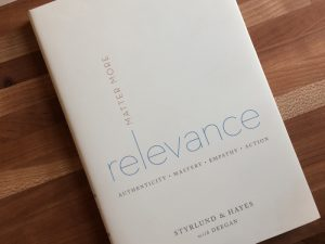 Relevance — Matter More